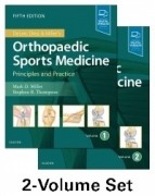 DeLee, Drez and Miller's Orthopaedic Sports Medicine, 5/e (2Vol)