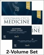 Goldman-Cecil Medicine, 2-Volume Set (Cecil Textbook of Medicine) 26/e