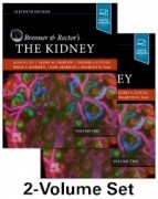 Brenner and Rector's The Kidney, 11/e (2vol.)