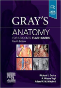 Gray`s Anatomy for Students Flash Cards, 4/e