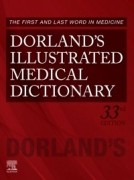 Dorland's Illustrated Medical Dictionary, 33rd Edition