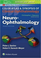 Neuro-Ophthalmology (Color Atlas and Synopsis of Clinical Ophthalmology), 3/e