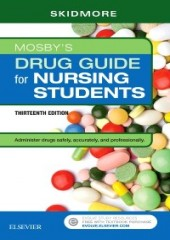 Mosby's Drug Guide for Nursing Students, 13/e