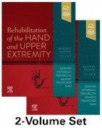Rehabilitation of the Hand and Upper Extremity, 2-Volume Set, 7th Edition