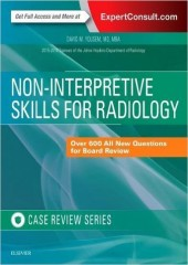 Non-Interpretive Skills for Radiology